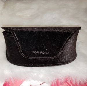 TOM FORD VELVET SUNGLASS CASE
